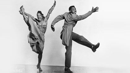 Jazz for Lindy Hop