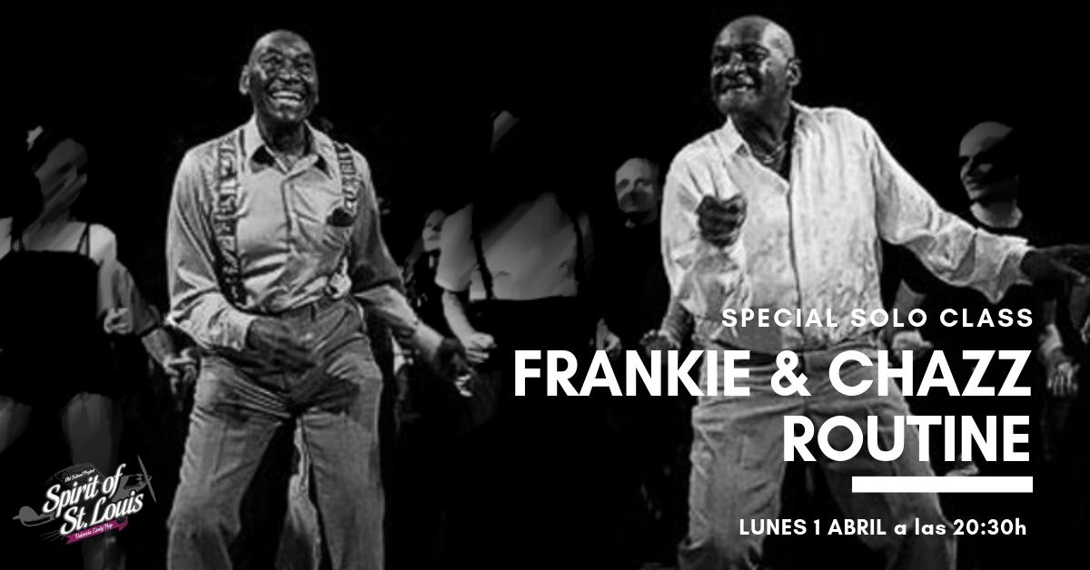 Frankie & Chazz Routine
